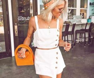 fashion, inspiration, and summer image