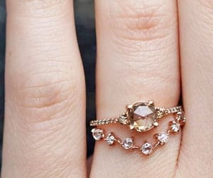 jewelry, fashion, and rings image