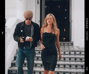 couple, kate moss, and johnny depp image