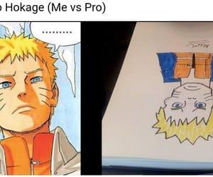 anime, manga, and pencil image