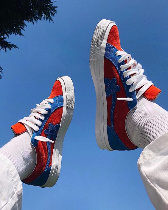 A New Converse Golf Le Fleur Has Surfaced In A Spider Man Colorway Thoughts Nicekicks Gullyguyleo