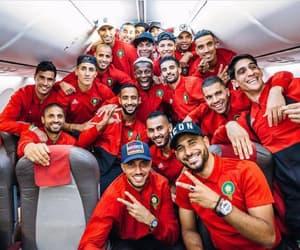 football, lions, and morocco image
