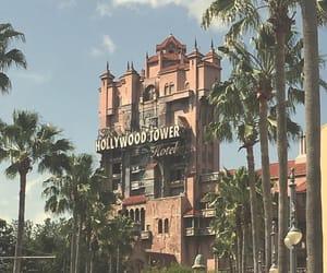 florida, tower, and walt image