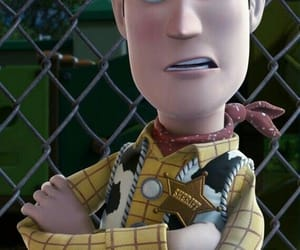 toy story, andy, and disney image