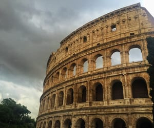 history, italy, and rome image