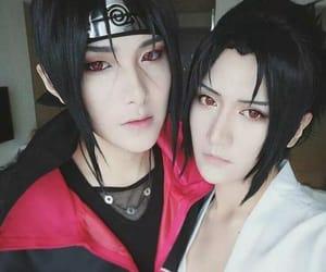 cosplay, itachi, and sasuke image