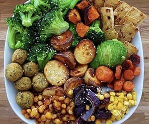 broccoli, fitness, and food image