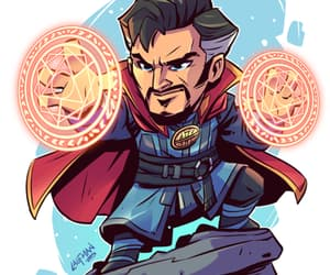Avengers, Marvel, and doctor strange image