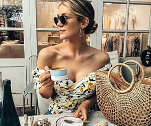 breakfast, coffee, and style image