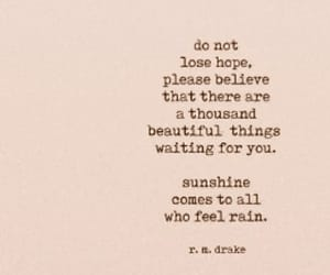 Drake, hope, and quotes image
