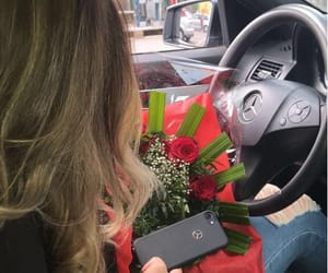 benz, classy, and roses image