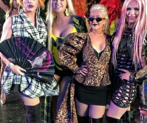 christina aguilera, xtina, and drag queens image