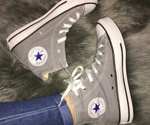 converse and grey image