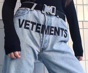 fashion and vetements image