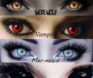 demon, vampire, and werewolf image