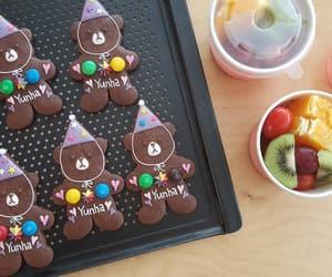 cookie, korea, and sweet image