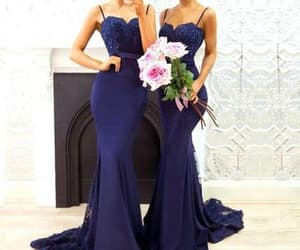 bridesmaid dress, wedding party dress, and wedding guest dress image
