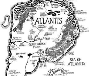 aesthetic, art, and atlantis image