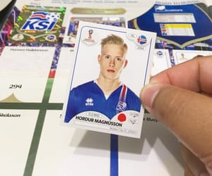 estampas, football, and iceland image