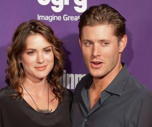 Jensen Ackles and danneel ackles image