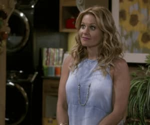 gif, candace cameron bure, and full house image