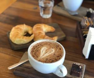 boyfriend, breakfast, and coffee image