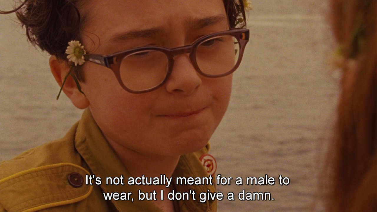 Image about quote in moonrise kingdom 💐 by ...