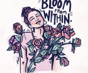 beautiful, feminism, and illustration image