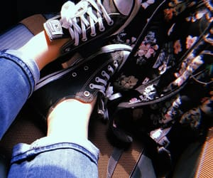 aesthetic, converse, and fashion image