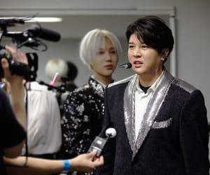 Cho Kyuhyun, henry, and Leeteuk image