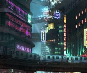 buildings, city, and kawaii image