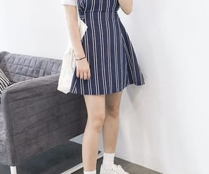 asian, clothes, and dress image