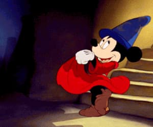 disney, fantasia, and gif image