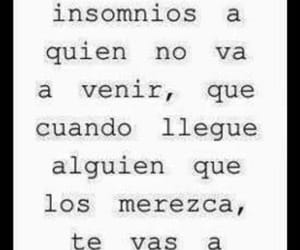 frases, insomnio, and frases en español image
