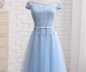 party dress, wedding party dress, and wedding guest dress image