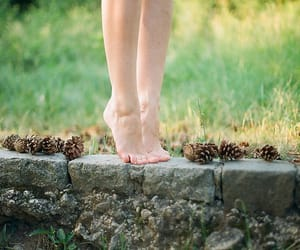 legs, photography, and feet image