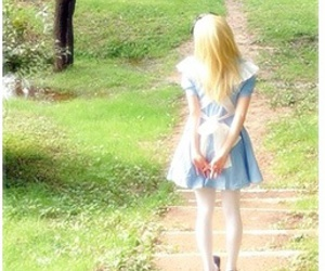 alice in the wonderland, photography, and cute image