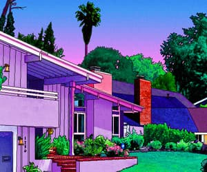 vaporwave, pixel, and aesthetic image