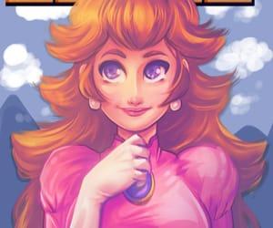 nintendo and princess peach image