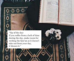 islam, muslim, and quran image