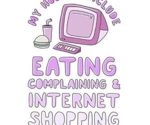 overlay, eating, and food image