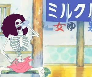 anime, brook, and kawaii image