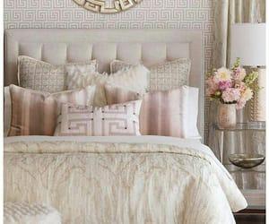 bedroom, decoration, and design image