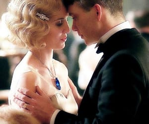 love, tommy shelby, and grace burgess image