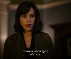 chaos, quote, and tv series image