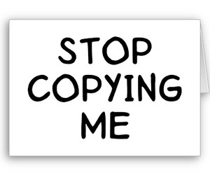 stop and copying image