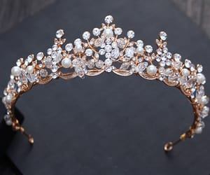 bridal jewelry, crystal, and metal image
