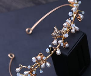 bridal jewelry, headpieces, and metal image