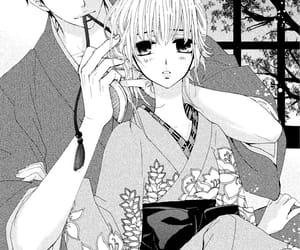 manga shoujo and megami no libra image