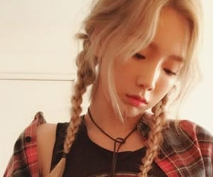 article, kpop, and makeup image